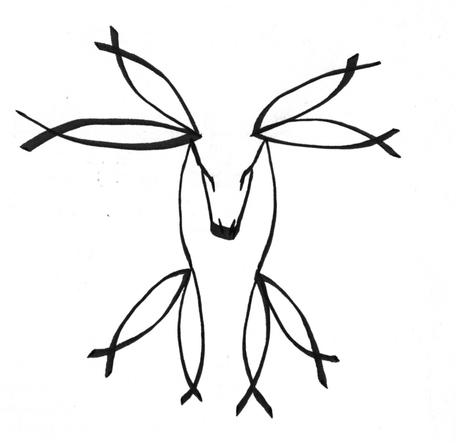 The Sign of Anthuor (Drawing)