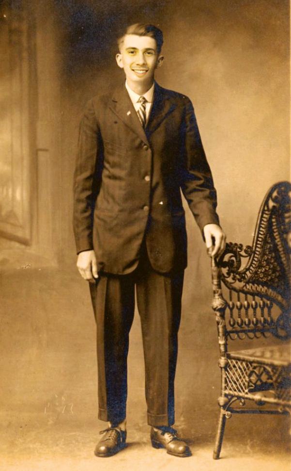 Edward Allen Oxford, c. 1914, Eastern Canada